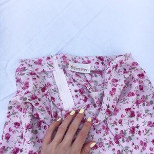 Floral Vintage Skirt